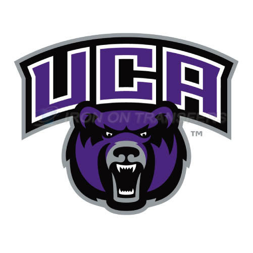 Central Arkansas Bears Iron-on Stickers (Heat Transfers)NO.4111