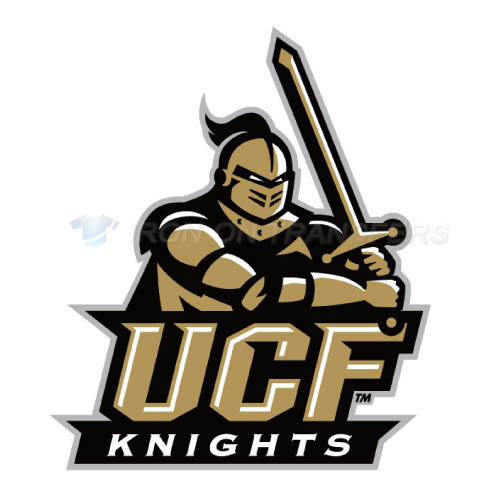 Central Florida Knights Iron-on Stickers (Heat Transfers)NO.4114