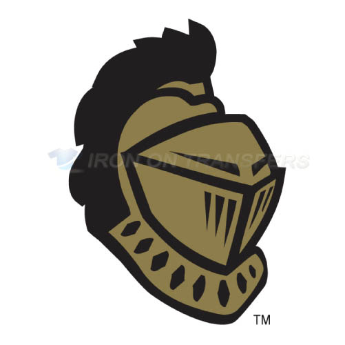 Central Florida Knights Iron-on Stickers (Heat Transfers)NO.4116