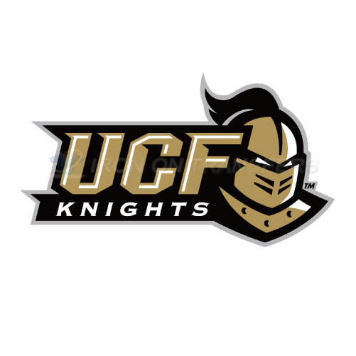 Central Florida Knights Iron-on Stickers (Heat Transfers)NO.4119
