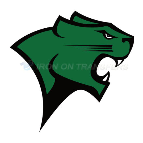 Chicago State Cougars Iron-on Stickers (Heat Transfers)NO.4140