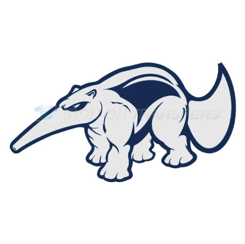 UC Irvine Anteaters Iron-on Stickers (Heat Transfers)NO.4214