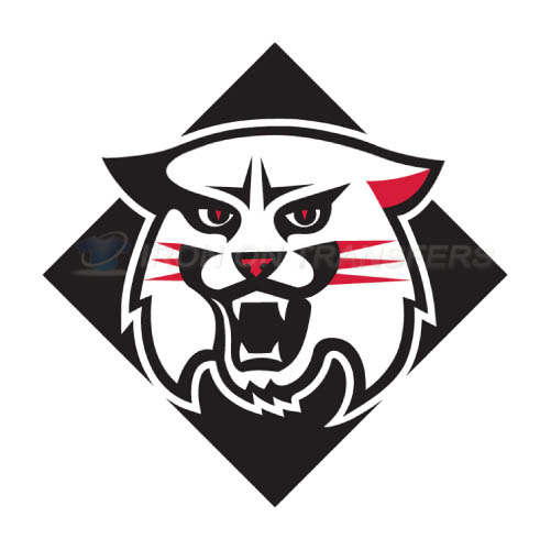 Davidson Wildcats Iron-on Stickers (Heat Transfers)NO.4222