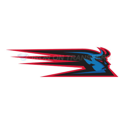 DePaul Blue Demons Iron-on Stickers (Heat Transfers)NO.4270