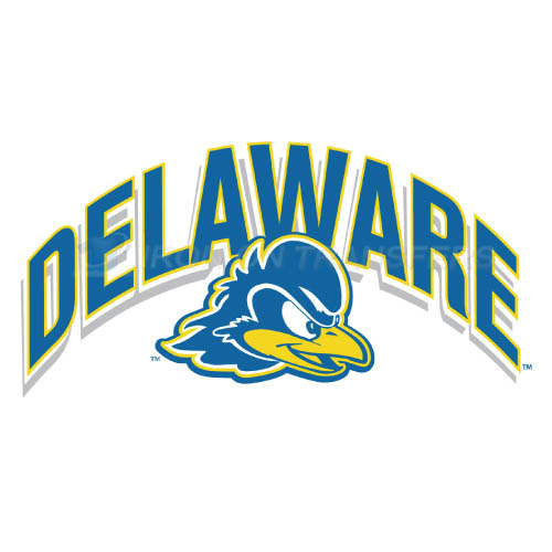 Delaware Blue Hens Iron-on Stickers (Heat Transfers)NO.4227