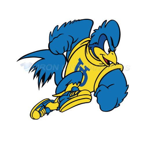 Delaware Blue Hens Iron-on Stickers (Heat Transfers)NO.4233