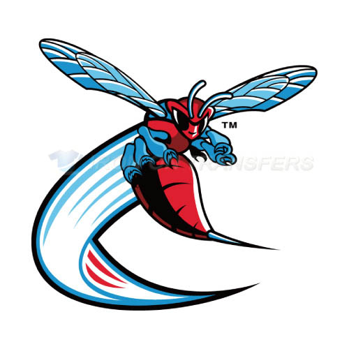 Delaware State Hornets Iron-on Stickers (Heat Transfers)NO.4244