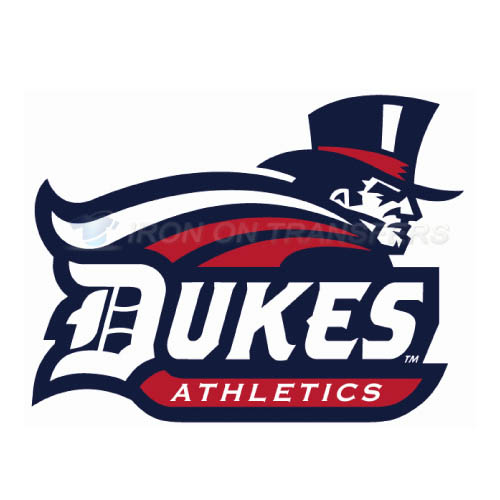 Duquesne Dukes Iron-on Stickers (Heat Transfers)NO.4291