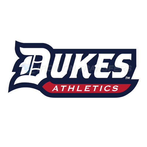 Duquesne Dukes Iron-on Stickers (Heat Transfers)NO.4298