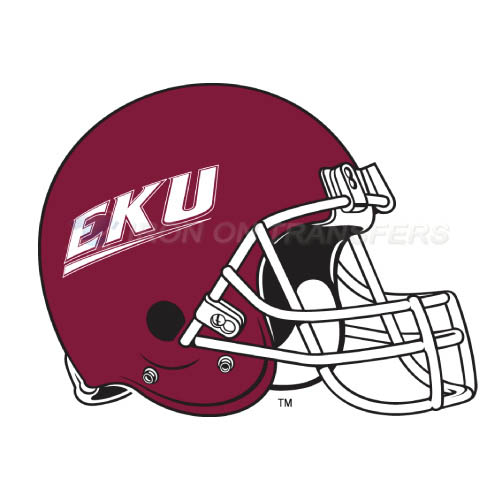 Eastern Kentucky Colonels Iron-on Stickers (Heat Transfers)NO.4322