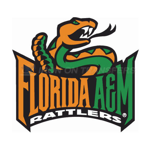 Florida A M Rattlers Iron-on Stickers (Heat Transfers)NO.4369