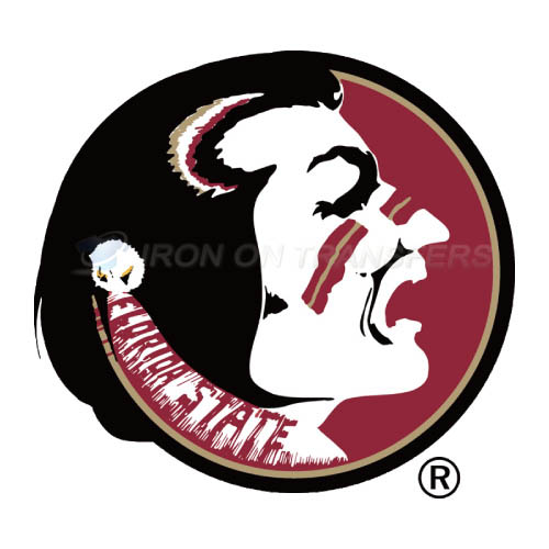 Florida State Seminoles Iron-on Stickers (Heat Transfers)NO.4394