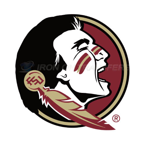 Florida State Seminoles Iron-on Stickers (Heat Transfers)NO.4399
