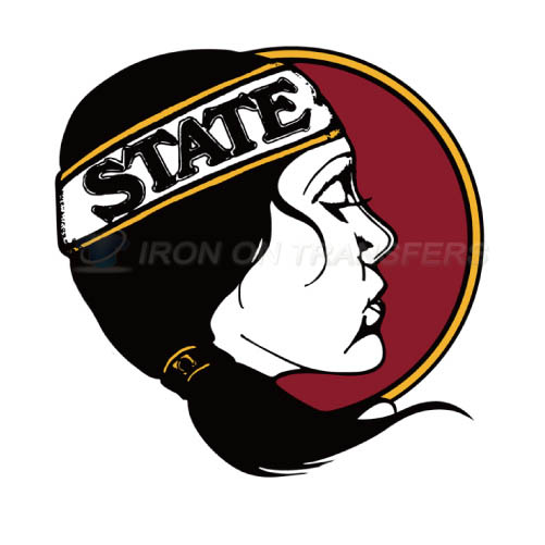 Florida State Seminoles Iron-on Stickers (Heat Transfers)NO.4401