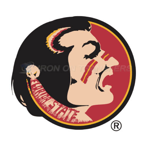 Florida State Seminoles Iron-on Stickers (Heat Transfers)NO.4403