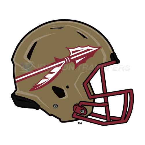 Florida State Seminoles Iron-on Stickers (Heat Transfers)NO.4404