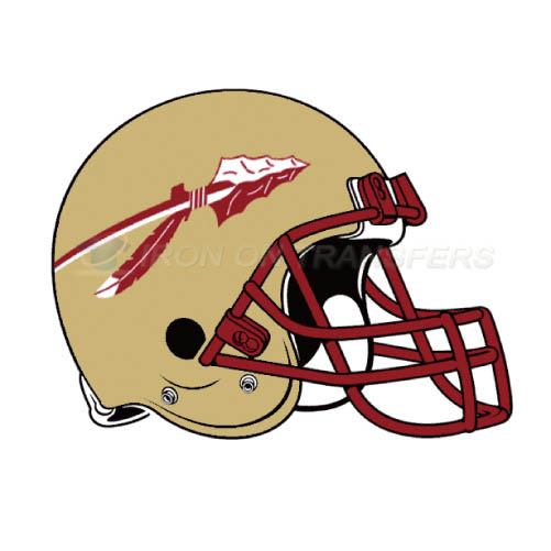 Florida State Seminoles Iron-on Stickers (Heat Transfers)NO.4405