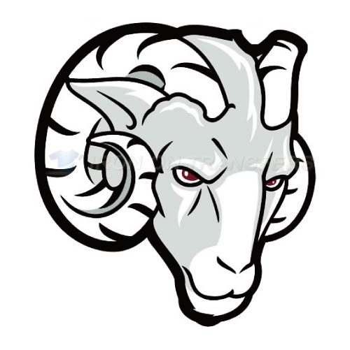 Fordham Rams Iron-on Stickers (Heat Transfers)NO.4411