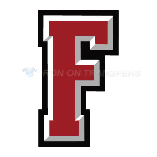 Fordham Rams Iron-on Stickers (Heat Transfers)NO.4414