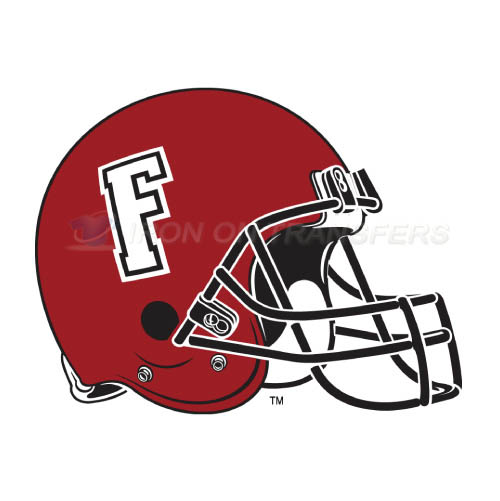 Fordham Rams Iron-on Stickers (Heat Transfers)NO.4416