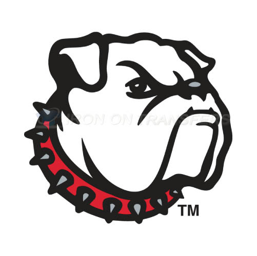 Georgia Bulldogs Iron-on Stickers (Heat Transfers)NO.4467