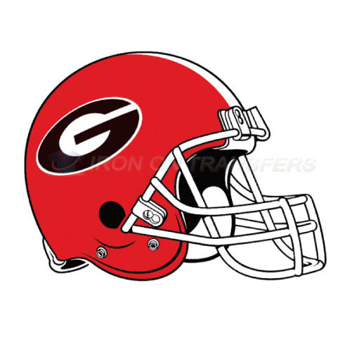 Georgia Bulldogs Iron-on Stickers (Heat Transfers)NO.4473