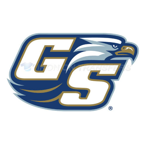 Georgia Southern Eagles Iron-on Stickers (Heat Transfers)NO.4476