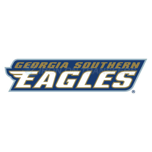 Georgia Southern Eagles Iron-on Stickers (Heat Transfers)NO.4477