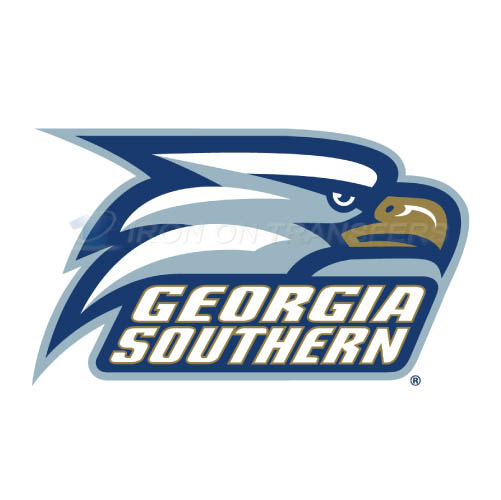 Georgia Southern Eagles Iron-on Stickers (Heat Transfers)NO.4478