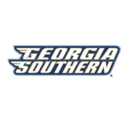 Georgia Southern Eagles Iron-on Stickers (Heat Transfers)NO.4480