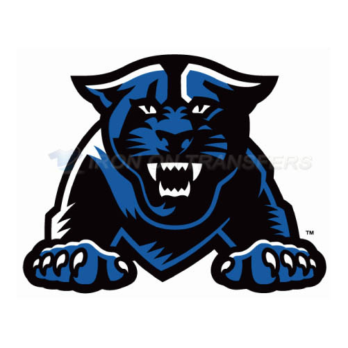 Georgia State Panthers Iron-on Stickers (Heat Transfers)NO.4489