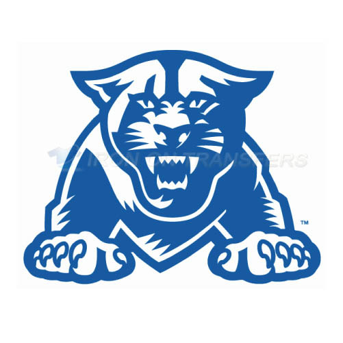 Georgia State Panthers Iron-on Stickers (Heat Transfers)NO.4494