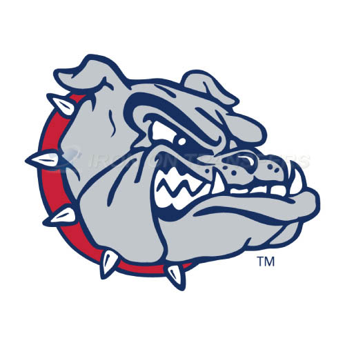 Gonzaga Bulldogs Iron-on Stickers (Heat Transfers)NO.4505