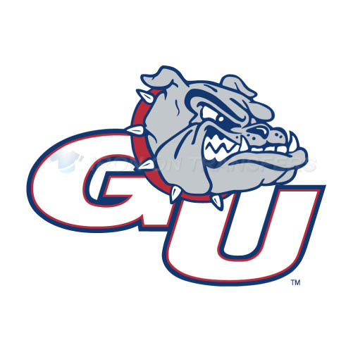 Gonzaga Bulldogs Iron-on Stickers (Heat Transfers)NO.4509