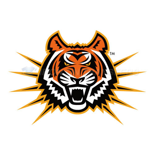 Idaho State Bengals Iron-on Stickers (Heat Transfers)NO.4586