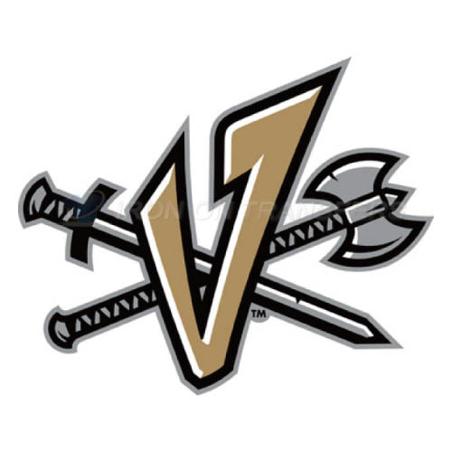 Idaho Vandals Iron-on Stickers (Heat Transfers)NO.4589