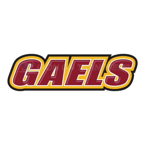 Iona Gaels Iron-on Stickers (Heat Transfers)NO.4645
