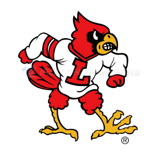 Louisville Cardinals Iron-on Stickers (Heat Transfers)NO.4862