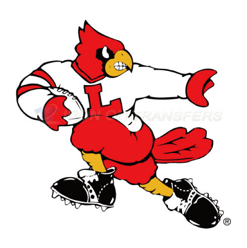 Louisville Cardinals Iron-on Stickers (Heat Transfers)NO.4876