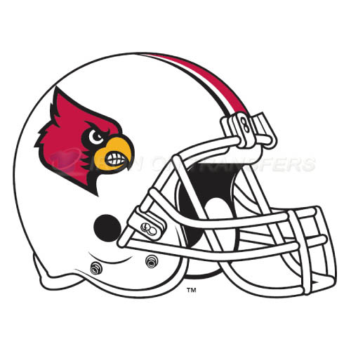 Louisville Cardinals Iron-on Stickers (Heat Transfers)NO.4881