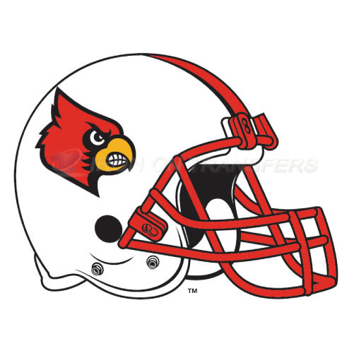 Louisville Cardinals Iron-on Stickers (Heat Transfers)NO.4882