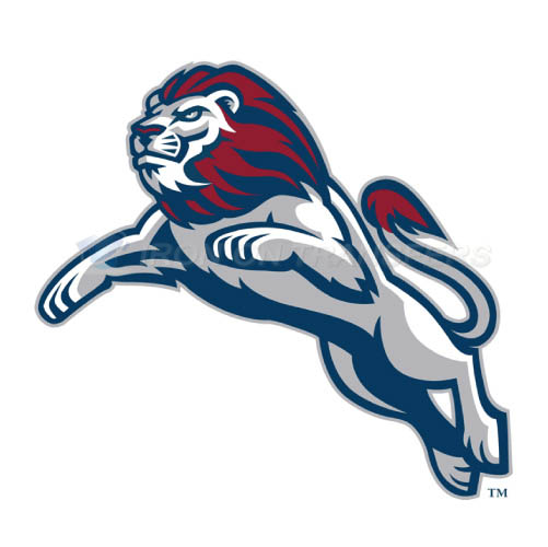 Loyola Marymount Lions Iron-on Stickers (Heat Transfers)NO.4891