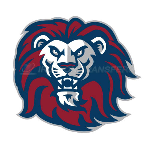 Loyola Marymount Lions Iron-on Stickers (Heat Transfers)NO.4892