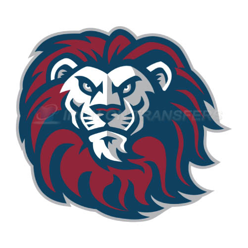 Loyola Marymount Lions Iron-on Stickers (Heat Transfers)NO.4903