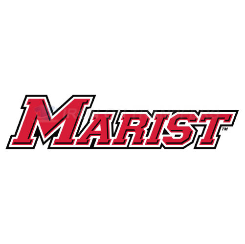 Marist Red Foxes Iron-on Stickers (Heat Transfers)NO.4951