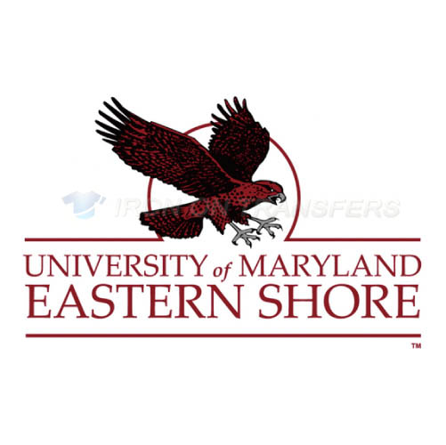 Maryland Eastern Shore Hawks Iron-on Stickers (Heat Transfers)NO.4984