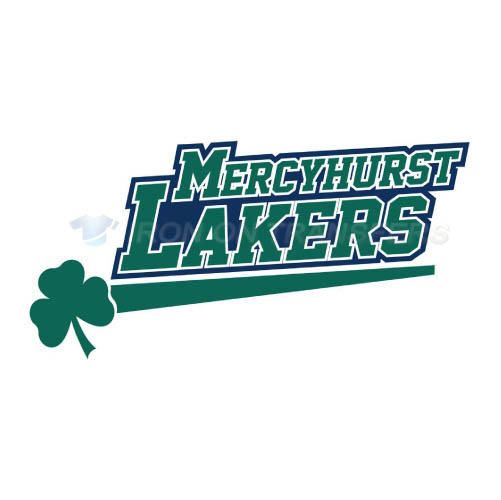 Mercyhurst Lakers Iron-on Stickers (Heat Transfers)NO.5026