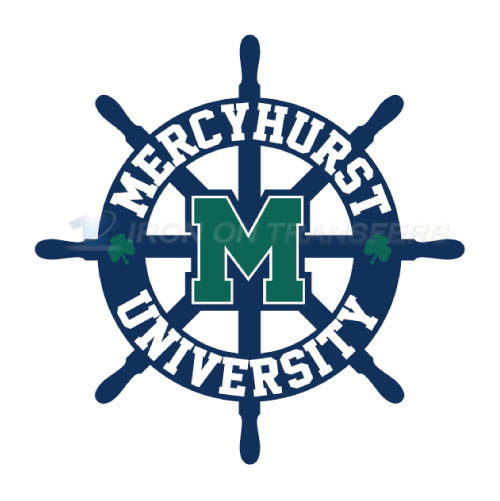 Mercyhurst Lakers Iron-on Stickers (Heat Transfers)NO.5030