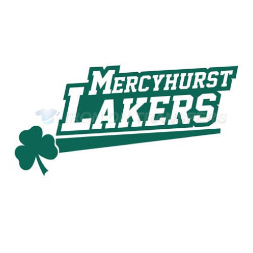 Mercyhurst Lakers Iron-on Stickers (Heat Transfers)NO.5032