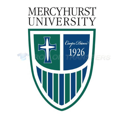Mercyhurst Lakers Iron-on Stickers (Heat Transfers)NO.5034